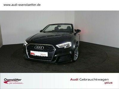 """used Audi A3 Cabriolet 2,0 TDI """"sport"""" Xenon/Navi+/virtual/Adv."""