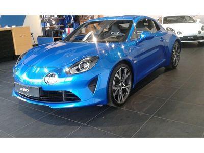 gebraucht Renault Alpine A110 Legende in blau, Leder schwarz, SHZ, Brembo, uvm