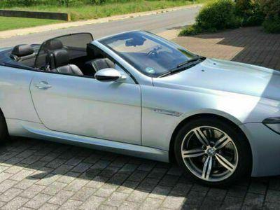 gebraucht BMW M6 Cabriolet Topzustand, Voll