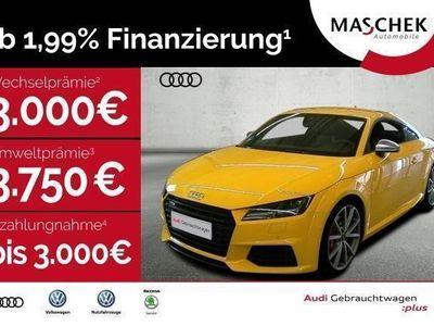 käytetty Audi TTS Coupé LED Naviplus B&O OptikpktSchwarz Sitzh M