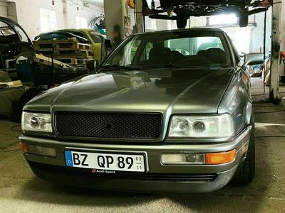 gebraucht Audi Coupé Typ89