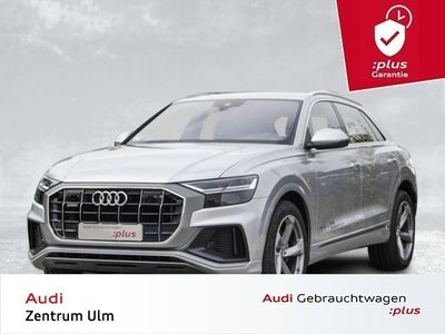 "gebraucht Audi Q8 S line 50 TDI quattro tiptronic LED AHK 21"" B&O"