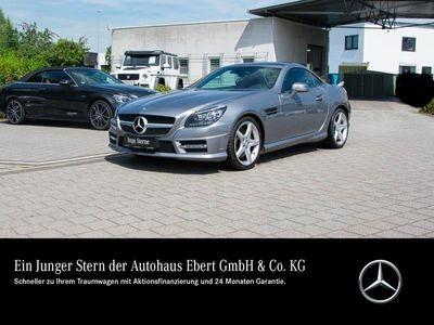 gebraucht Mercedes SLK200 CGI BE AMG 7G+COMAND+ILS+PSD VARIO+AIRSC