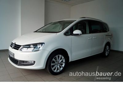 gebraucht VW Sharan Highline 2.0 TDI BMT 4Motion 103 kW 6-Gang