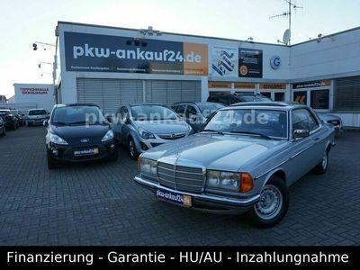 gebraucht Mercedes 230 Coupe W123 TÜV,Insp NEU/AUT/SHD/TOP ZUSTAND