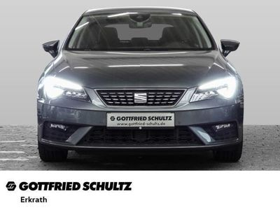 gebraucht Seat Leon XCELLENCE 2.0 TDI 110kW LED, Navi - Klima,Sitzheizung,Alu,Servo,