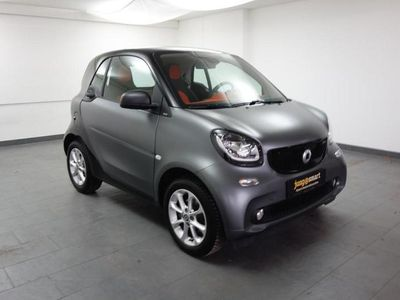 gebraucht Smart ForTwo Coupé 52 kW Passion PanoDa SHZ LED