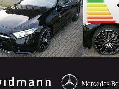 gebraucht Mercedes 450 CLS4MATIC Coupé Allrad LED Navi Designo