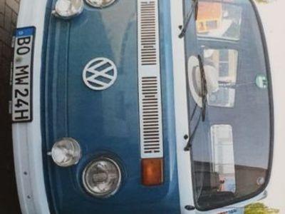 gebraucht VW T2 Bus 9sitzer