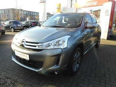 gebraucht Citroën C4 Aircross HDi 115 Stop & Start 2WD Selection