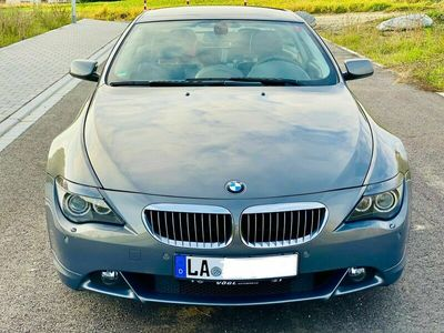 gebraucht BMW 645 Ci Coupé Topzustand! als Sportwagen/Coupé in Landshut