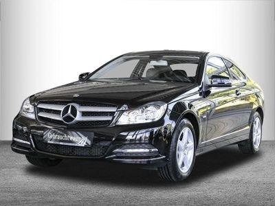 gebraucht Mercedes C180 Coupé *Parktronic*Chrom-Paket*CD-Wechsler*