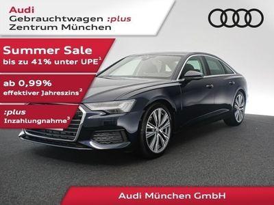 gebraucht Audi A6 50 TDI qu. tiptr. HD-Matrix/Luftfed/Allradlenkung/