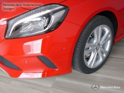 gebraucht Mercedes A180 BE Urban LED Navi Spur-Paket PTS Autom