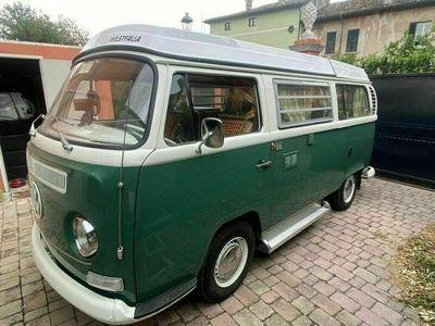 gebraucht VW T2 CAMPER WESTFALIA 1970 (MIT DUSCHE)