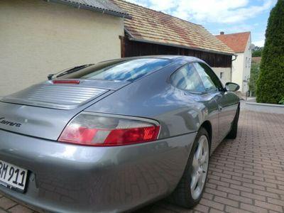 gebraucht Porsche 996 mit Klappenauspuff