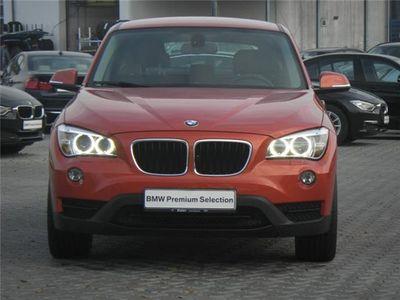 gebraucht BMW X1 xDrive20d Sport Line Xenon USB AHK PDC Shz