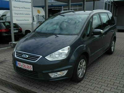 gebraucht Ford Galaxy Ambiente Euro5- 1 Hand als Van/Kleinbus in Mannheim