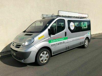 gebraucht Nissan Primastar Kombi L2H1 2.9t (9 Sitze)