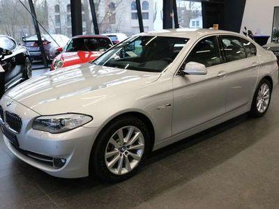 gebraucht BMW 528 i Steptronic*HUD*1.Hand*Navi Prof