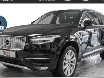gebraucht Volvo XC90 XC90D5 DPF AWD Inscription AWD (Navi LED Leder K