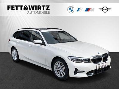 gebraucht BMW 330 d Touring Sport Line Automatic