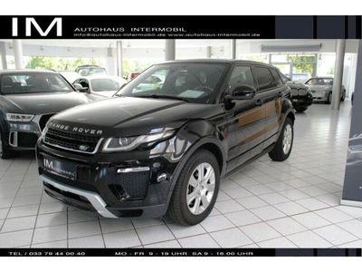 gebraucht Land Rover Range Rover evoque SE SD4 Dynamic
