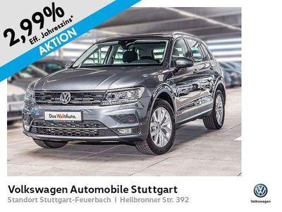 gebraucht VW Tiguan Highline 4Motion 2.0 TDI Navi ACC AHK Rück