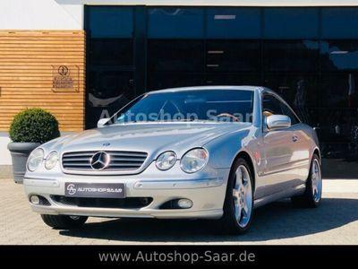 gebraucht Mercedes 600 CL-CoupeNavi Vollleder 19Zoll PDC