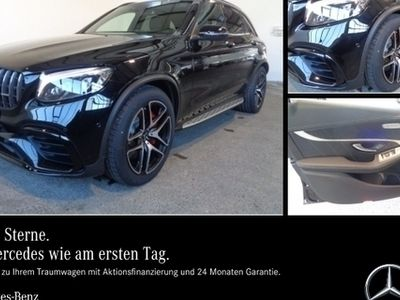 gebraucht Mercedes GLC63 AMG AMG S 4M PDC/LED/Distronic/Kamera/AHK