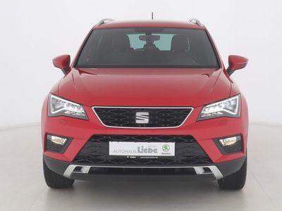 gebraucht Seat Ateca 1.4TSI XCELLENCE LED PARKLENK   Gebrauchtwagen   Geländewagen/SUV   HAL513884