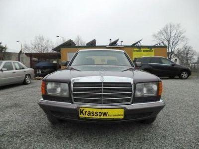 gebraucht Mercedes 260 SE im super Zustand !