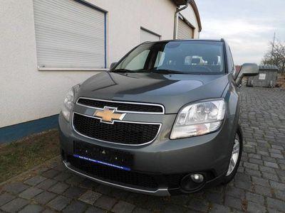 gebraucht Chevrolet Orlando 2.0 TD *Automatik, 7-Sitzer, Top Zust.*