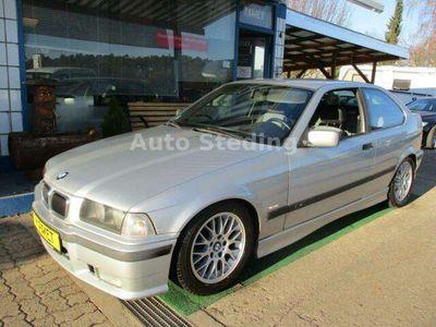 gebraucht BMW 323 Compact Baureihe 3 Compact ti Exclusiv - M Paket -