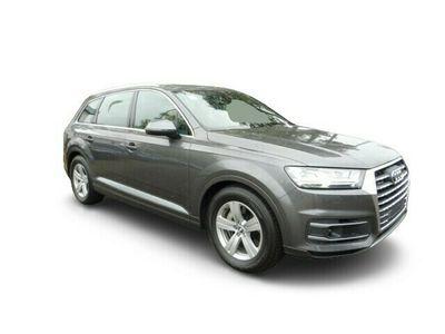 gebraucht Audi Q7 Q73.0 TDI/7-SITZ/ACC/BOSE/VIRT/PANO/LUFT/UPE:91