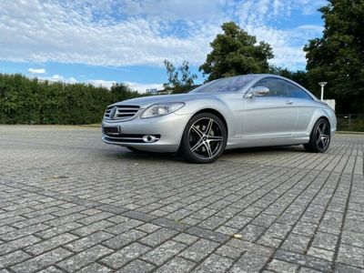 gebraucht Mercedes CL500 7G-TRONIC Prime Edition/LPG