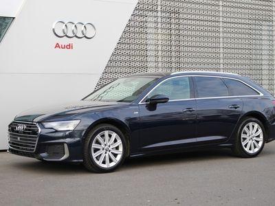 gebraucht Audi A6 Avant 50 TDI quattro tiptronic S line Exterieur
