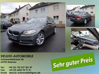 gebraucht BMW 518 d Touring - Facelift - Euro 6 - Navi, Leder