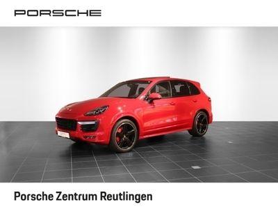 gebraucht Porsche Cayenne GTS Standheizung + Luftfed.