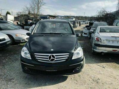 gebraucht Mercedes 170 MERCEDES B KLASS