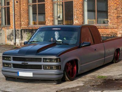 gebraucht Chevrolet C1500 Silverado Airride, Longbed, 22 Zoll, TÜV als SUV/Geländewagen/Pickup in Wettenberg