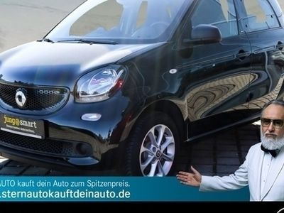 käytetty Smart ForFour 52kW passion LED-Tagfahrlicht