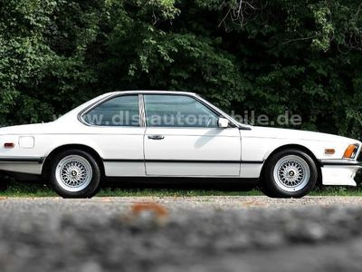 käytetty BMW M635 CSi org. 58800 km