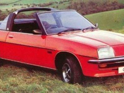 verkauft opel ascona manta b gte cabri., gebraucht 1984, 666 km in