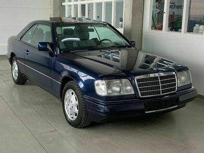 gebraucht Mercedes E320 Coupe W124 Auto. Klima SHD