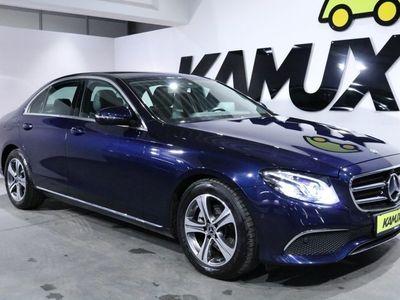 gebraucht Mercedes E220 Business +LED +Widescreen +Navi +Kamera