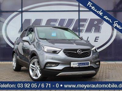 gebraucht Opel Mokka X 1.4 Innovation Aut. LED/Navi/AHK/Lane-As