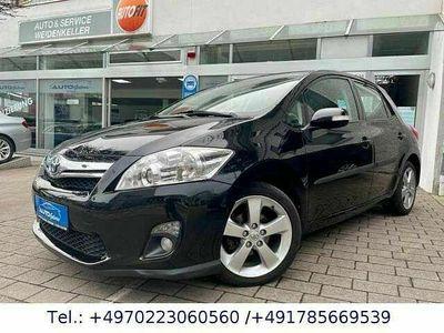gebraucht Toyota Auris Neu Hybrid Executive /AUTOMATIK/KLIMA/KAMERA/