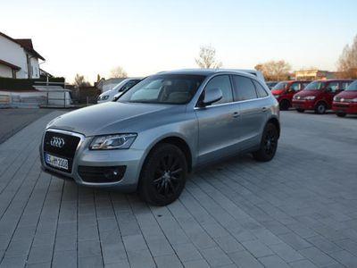 """second-hand Audi Q5 3.0 TDI quattro S tronic/239PS/Leder/AHK/19""""Alu"""