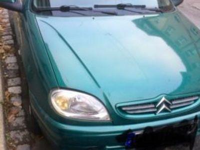 gebraucht Citroën Saxo guter Zustand